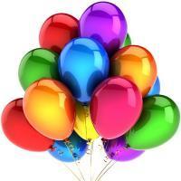 Воздушные шары из латекса